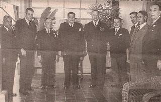 Tiburcio Carías, Juan Manuel Gálvez, Ángel G. Hernández, Carlos Izaguirre, Fernando Zepeda Durón