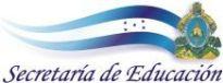 Logo de la Secretaría de Educación