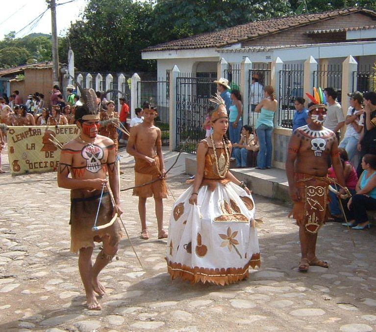 dc3fd789c7 El día del Indio Lempira - Nacer en Honduras